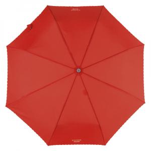 Зонт складной M 7000-OCS Embroidery Coral фото-2