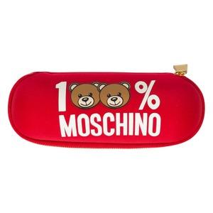Зонт складной Moschino 8071-SuperminiIC 100% Moschino Red фото-4