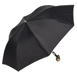 Зонт складной Pasotti Auto Capo Osso Grid Black фото-2