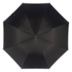 Зонт складной Pasotti Auto Labradore Silver Rombes Black фото-2