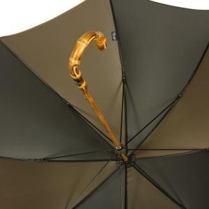 Зонт-трость Pasotti Bamboo Multi Verde фото-3