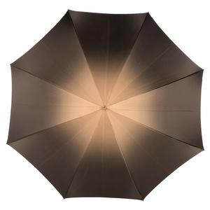 Зонт-трость Pasotti Becolore Beige Palazzo Viola Marble фото-2