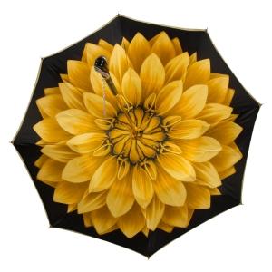 Зонт-трость Pasotti Becolore Georgin Giallo Swar фото-5