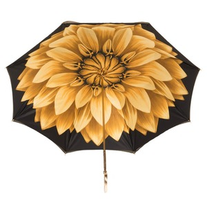 Зонт-трость Pasotti Bicolore Georgin Giallo Oro фото-4