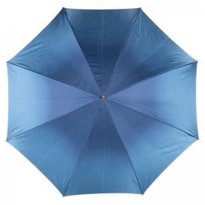 Зонт-трость Pasotti Blu Paradise Pelle фото-2
