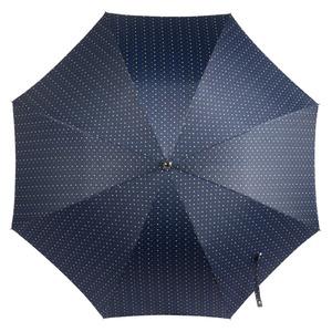 Зонт-трость Pasotti Chestnut Maple Dots Blu фото-9