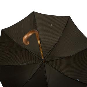 Зонт-трость Pasotti Chestnut Punto Blu фото-3