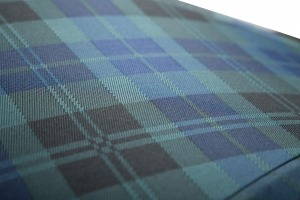 Зонт-трость Pasotti Classic Pelle Celtic Blu фото-5