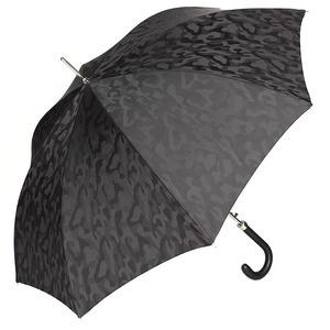 Зонт-трость Pasotti Classic Pelle Divorzi Black фото-4