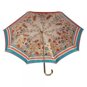 Зонт-Трость Pasotti Coral Sudario Crema Spring  фото-4