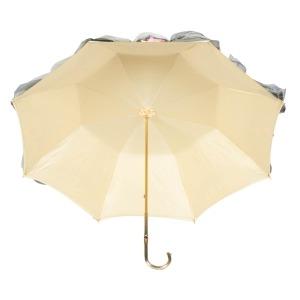Зонт-трость Pasotti Crema Application Oro фото-4