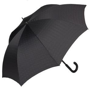 Зонт-трость Pasotti Esperto Classic Strong Black фото-4