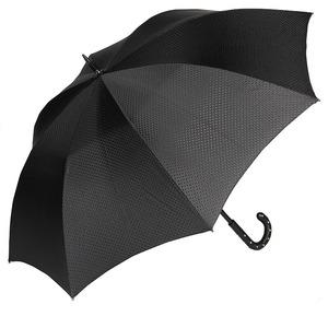 Зонт-трость Pasotti Esperto Premium Black фото-4