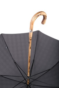 Зонт-трость Pasotti Hicory Milford Grey фото-4