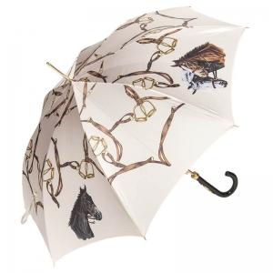 Зонт-трость Pasotti Uno Horses Vernis фото-4