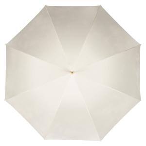 Зонт-трость Pasotti Ivory Dots Flowers Rapira фото-2