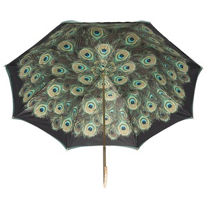 Зонт-трость Pasotti Izumrud Hawai Points Oro фото-4