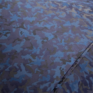 Зонт-трость Pasotti Leone Silver Reflection Blu фото-4