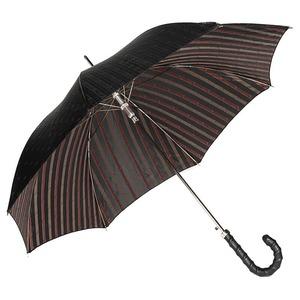 Зонт-трость Pasotti Helix Cetrio Black фото-3