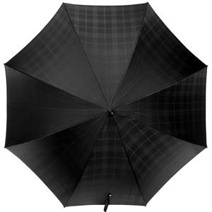 Зонт-трость Pasotti Labradore Silver Cell Black фото-2