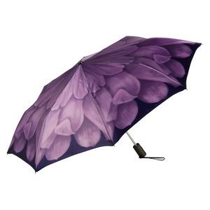 Зонт складной Pasotti Mini Georgin Viola фото-2