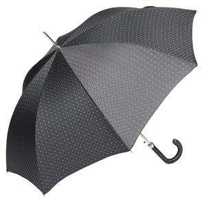 Зонт-трость Pasotti Mocasin Bizantino Black фото-4