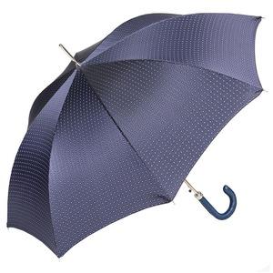 Зонт-трость Pasotti Mocasin Dandy Blu фото-4