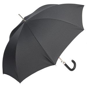 Зонт-трость Pasotti Mocasin Punto Black фото-4