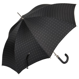 Зонт-трость Pasotti Mocasin Rombo Black фото-4