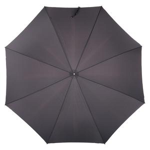 Зонт-трость Pasotti Monkey Silver Onda Black фото-2