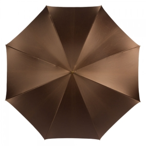 Зонт-трость Pasotti Morrone Georgin Beige Oro фото-2