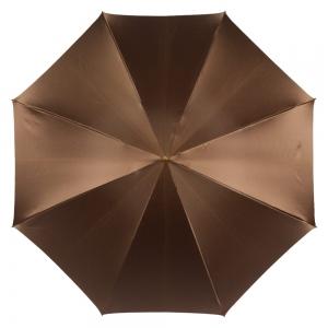 Зонт-трость Pasotti Marrone Rig Vernis фото-2