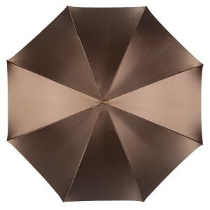 Зонт-трость Pasotti Marrone Tavo Pelle фото-2