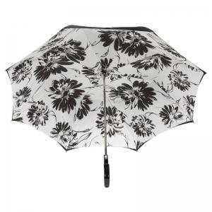 Зонт-трость Pasotti Nero Aster Plastica Fiore фото-4