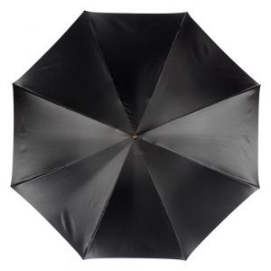 Зонт-трость Pasotti Nero Georgin Rosa Original фото-2