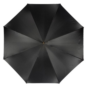 Зонт-трость Pasotti Nero Leo Astra Swarovski фото-2