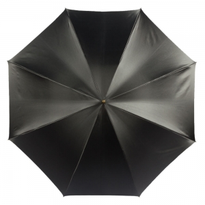 Зонт-трость Pasotti Nero Novita Biruza Oro Dentell  фото-3