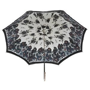 Зонт-трость Pasotti Nero Shawl Point Nickel фото-4