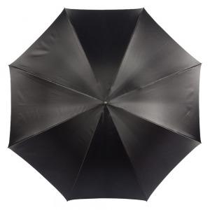 Зонт-трость Pasotti Nero Silver Pantera Lux фото-2