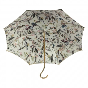 Зонт-трость Pasotti Oliva Foresta Pico Oro фото-3