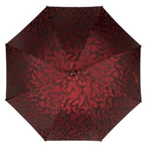 Зонт-трость Pasotti Pelle/Legno Divorzi Red фото-2