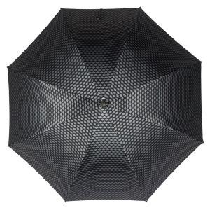 Зонт-трость Pasotti Pelle/Legno Atene Blu фото-2