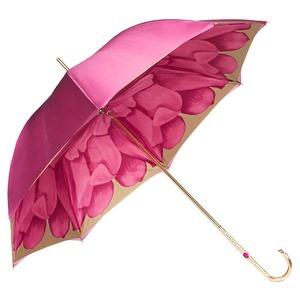 Зонт-трость Pasotti Rosa Georgin Oro фото-4