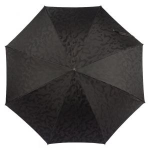 Зонт-трость Pasotti Sculls Pelle Divorzi Black фото-2