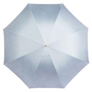 Зонт-трость Pasotti Sky Iris Black Dentell Oro фото-2