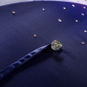 Зонт-трость Pasotti Swarovski Viola  фото-5