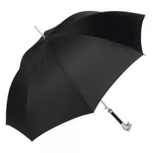 Зонт-Трость Pasotti Tiger Silver Niagara Black фото-3