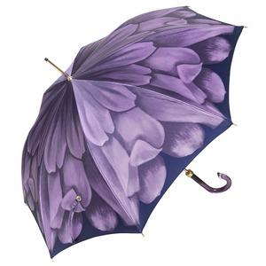 Зонт-трость Pasotti Uno Georgin Viola фото-4