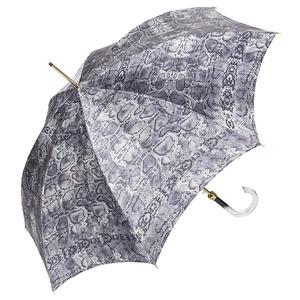 Зонт-трость Pasotti Uno Snake Grigio фото-4
