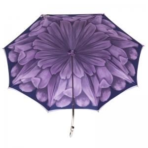 Зонт-трость Pasotti Viola Georgin Nickel фото-4